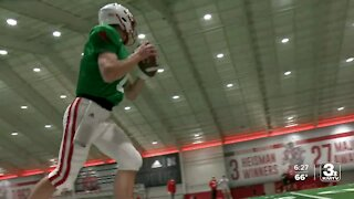 Frost says QB battle still undecided
