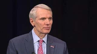 Sen. Rob Portman on McCabe firing, Mueller fate - Video