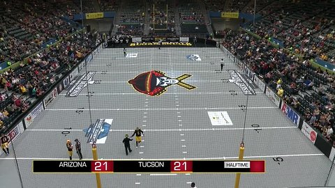 Tucson Sugar Skulls vs. Arizona Rattlers - April 14