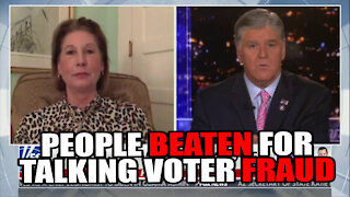 People BEATEN & Hospitalized for Talking about Voter Fraud!