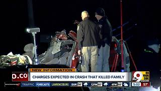 Charges expected in crash that killed NKY family - Video