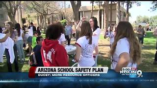 Gov. Doug Ducey rolls out school safety package