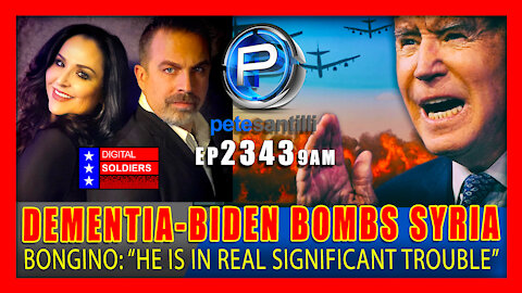 "EP 2343-9AM BONGINO WHITE HOUSE SOURCES ON BIDEN: ""HE'S IN REAL; SIGNIFICANT TROUBLE"""