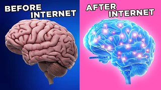 10 Ways The Internet Changes Your Brain - Video
