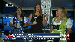 Oktoberfest comes to Cape Coral - Video