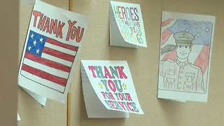 Idaho State Veterans Home pays tribute to country's heroes - Video