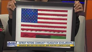 Detroit Pistons Community Foundation Scholarships