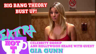 Big Bang Theory Bust Up!: Extra Hot T - Video