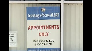 People pushing back against appointment-only structure at Michigan Secretary of State branches