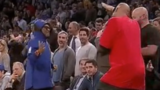 LaVar Ball Comes Face to Face with Spike Lee! - Video