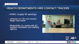 KC-area health departments hiring contact tracers