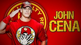 John Cena In Numbers - Video