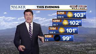 13 First Alert Weather for Aug. 18 - Video