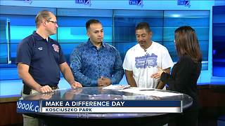 Make A Difference Day October 28 - Video