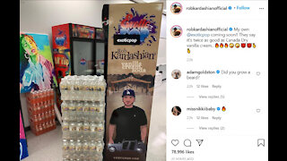 Rob Kardashian launching soda brand