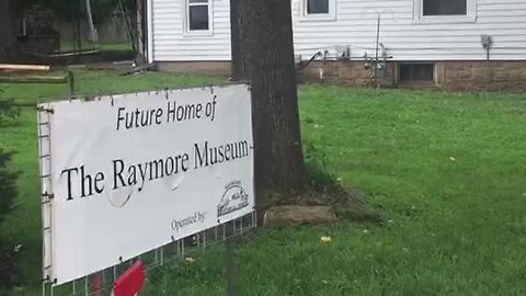 Raymore looks forward with history museum