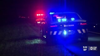Construction worker killed by drunk driver in hit-and-run on I-75 in Hillsborough County