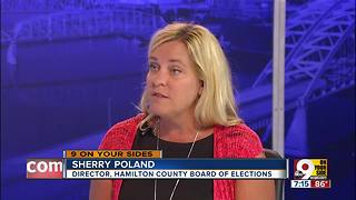 Elections board director answers questions about cybersecurity - Video