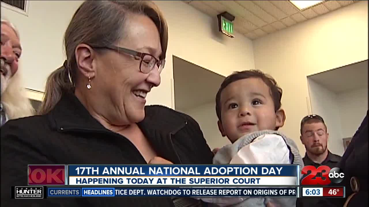 17th Annual National Adoption Day