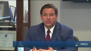 Governor DeSantis holds mental health roundtable