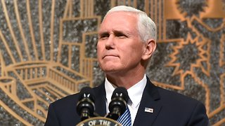 Jordan's King Let His Opinion Be Known Over Lunch With Pence