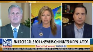 """Rep. Nunes: Steele Dossier seems to be """"fantasy based off the Biden family"""""""