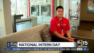 Bank of America interns making business better - Video