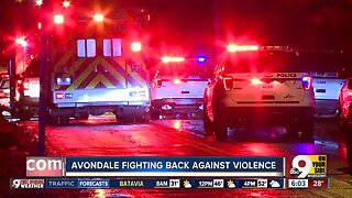 Avondale fighting back against violence