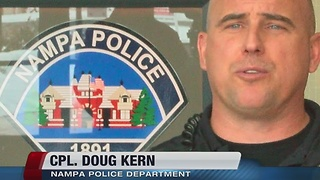 Plan New Year's Eve transportation in advance, says Nampa PD - Video