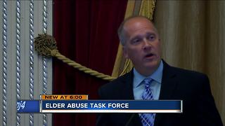 Wisconsin Attorney General Brad Schimel announces elder abuse task force - Video