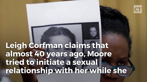 Court Documents Raise Questions About Moore Accuser