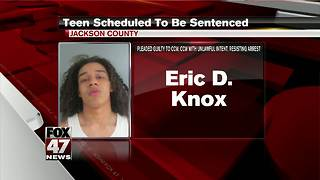 Teenager scheduled to be sentenced - Video