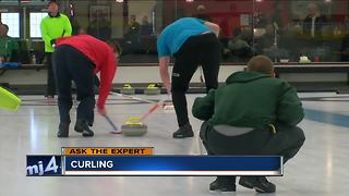 Ask the Expert Olympic Edition: Curling - Video
