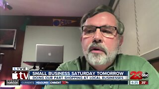 Small Business Saturday returns this weekend