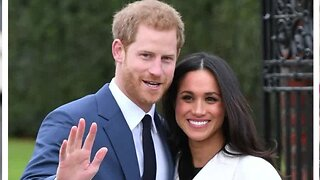 "Prince Harry and Meghan Markle announce ""a step back"""
