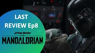 The Mandalorian S2 Ep 8 The Rescue/ Review