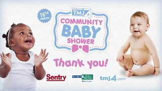 16th annual Community Baby Shower a huge success - Video