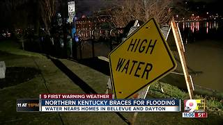Northern Kentucky braces for flooding