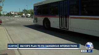 Denver budget proposal includes more money for road safety - Video
