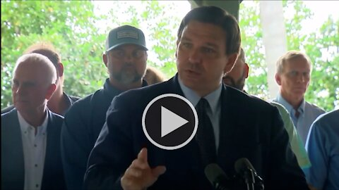 Governor DeSantis Southwest Florida Business Owners Round Table