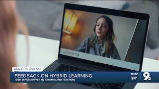 TUSD surveys parents, teachers for input about hybrid learning