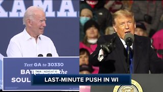 Joe Biden attending campaign event in Milwaukee this Friday, sources say