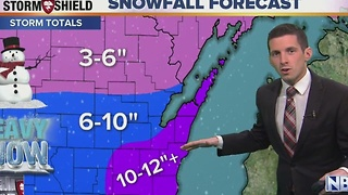 NBC26 Live at 6:00 Weather - Video