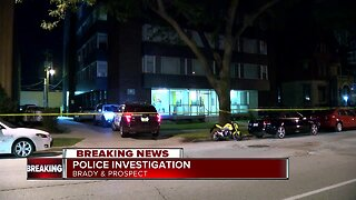 East side Milwaukee apartment taped off for several hours early Friday morning