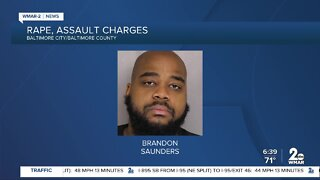 Brandon Saunders, suspected of multiple attacks, has been arrested