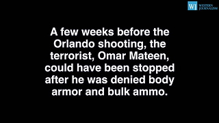 Gun Shop Owner Warned FBI Weeks Before Orlando Terrorist Attacked - Video