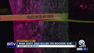 Police investigating homicide in West Palm Beach