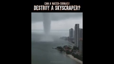 How to Survive Getting Sucked up into a Waterspout
