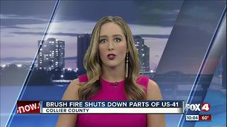 Crews Respond to Fires in Hendry County - Video