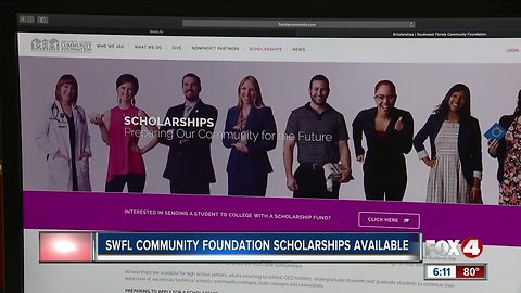 Community Foundation Scholarship